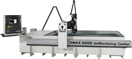 Omax® 60120 Water Jet Table