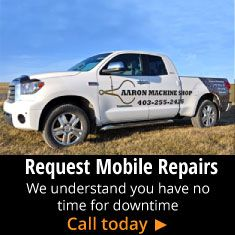 Request Mobile Repairs - We understand you have no time for downtime - Call Today