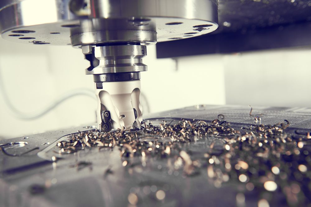 CNC machining in Calgary Alberta